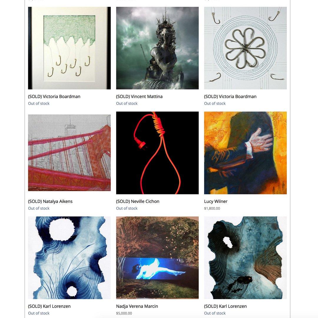 2018 Creative Climate-Awards-Artist samples