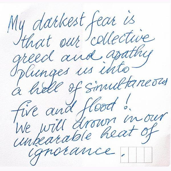Darkest Fear text